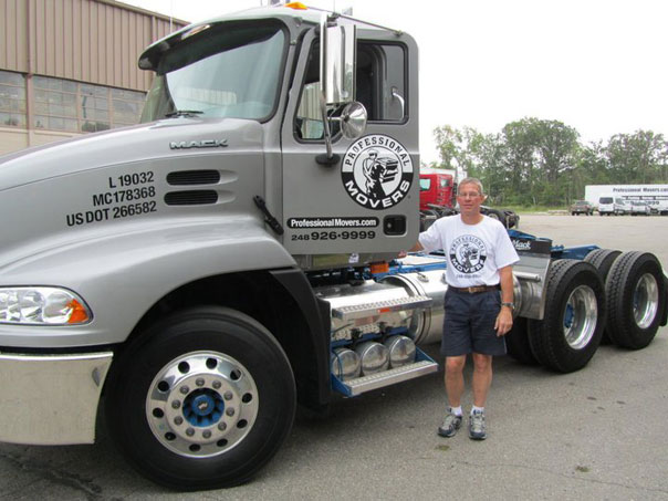 Mack Truck 3
