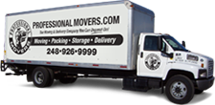 Residential Michigan Moving Truck