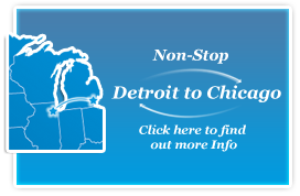 Detroit to Chicago