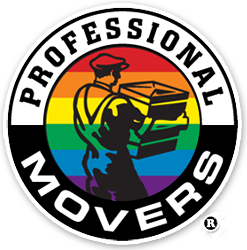 Professional Movers Logo