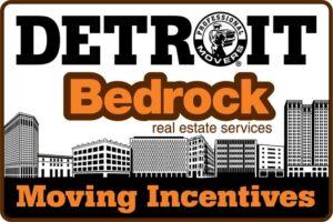 Detroit Bedrock Moving Incentives