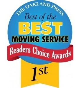 Oakland Press Best of the Best Office Moving